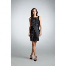 robe bustier noire pas cher