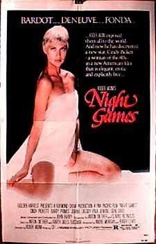 Juegos nocturnos (1980) - Poster