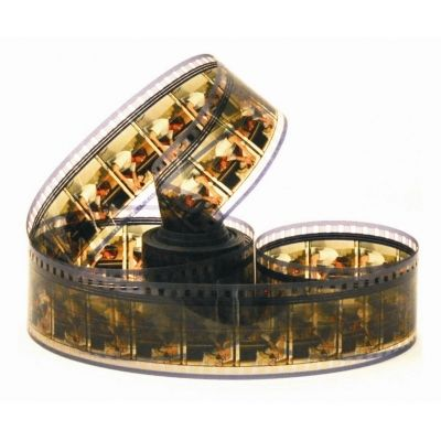 Table Decor For Old Hollywood Theme New Movie Reel Film 35 Mm