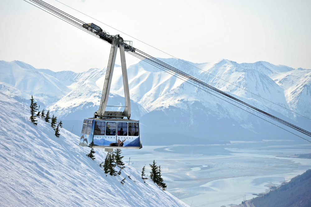 Alyeska Resort: Ski. Stay. Repeat! - Alaska Travelgram