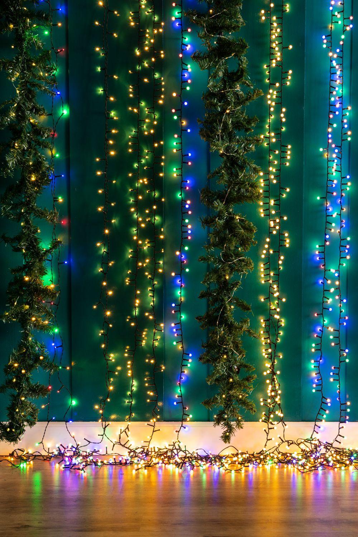 action kerst 2020 LED Lichterkette mehrfarbig   Action.in 2020