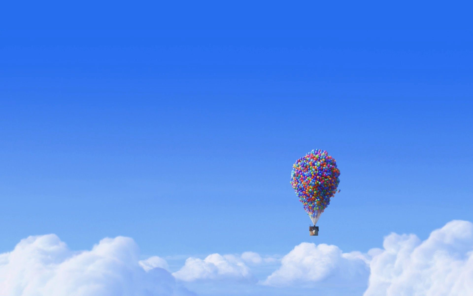 Disney Pixar Up Wallpaper