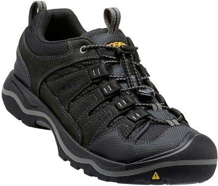Rialto Chaussures De Mode Perçants Dentelle M Hommes, Noir, Nous 7 M