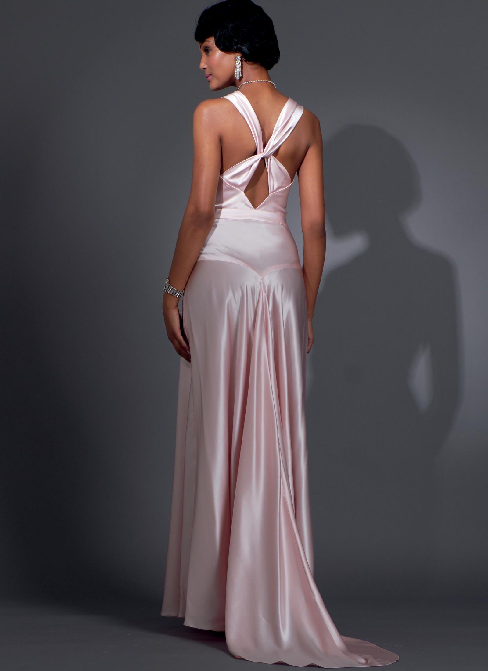M7867 Dresses, Dress patterns, Bridal dresses