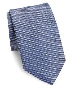 Vert Cravate Soie Floral Tissé Eton IYJplV8vI