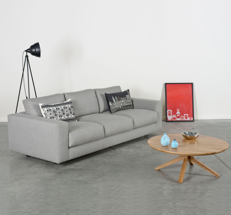 Petworth 3 Seat Sofa By Matthew Hilton - Case Furniture