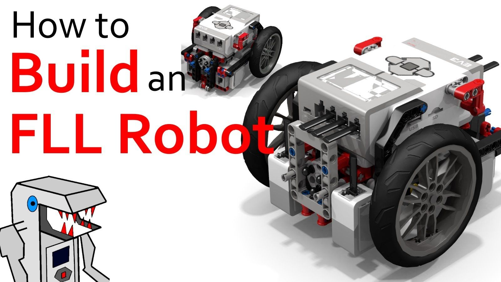 This Ev3 Robot Design Tutorial Is Going To Give You Eight Very