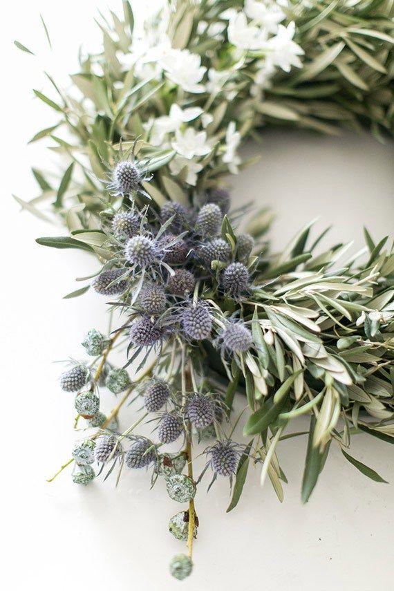14 Jaw-Dropping, Elegant DIY Christmas Wreaths tha