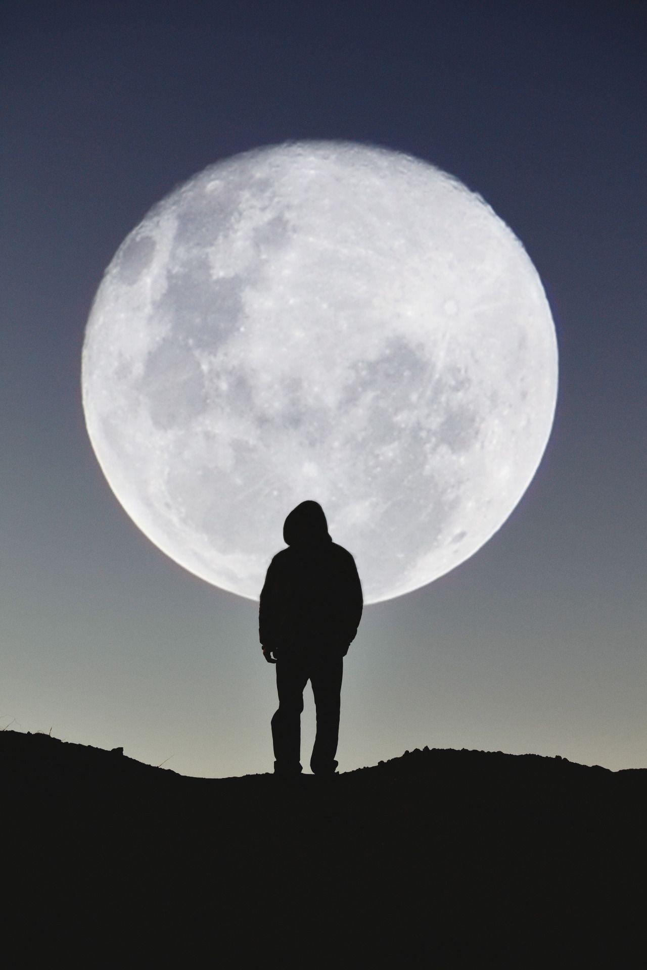 Matialonsorphoto Moonlight Photography Alone Art Lonely Art