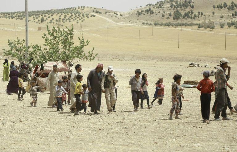 IS executes 24 civilians after seizing Syria village - Brief.