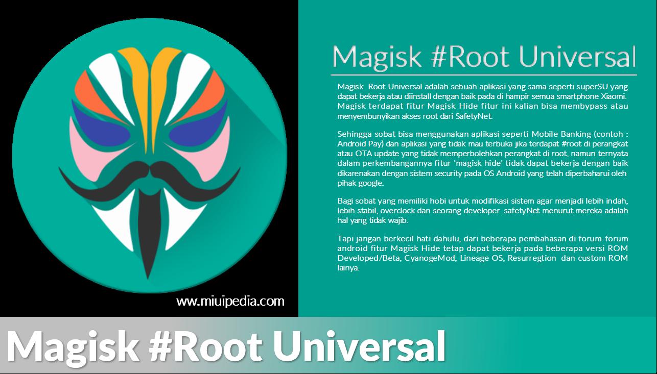 Cara Install Magisk Root Untuk Semua Tipe Hp Xiaomi Aplikasi Smartphone Persamaan