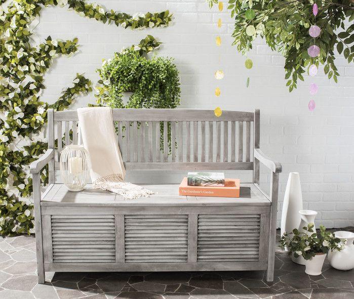 Brisbane Acacia Garden Bench | Pinterest