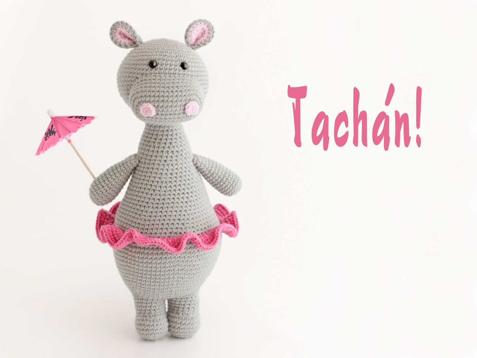 Amigurumi Hipopótamo | Amigurumis | Crochet, Amigurumi y Crochet Toys