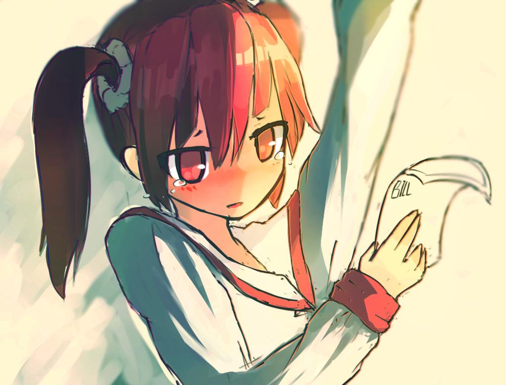 Not Miku :( by Hontounii on DeviantArt