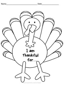 Includes 4 Different Types Of Journal Paper To Meet Your Needs 1 A Large Clip Art Turkey With Room To Turkey Template Turkey Disguise Project Turkey Project