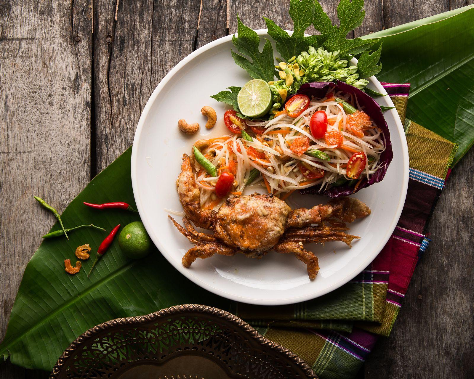 Amazing Asian Food Presentation Ideas