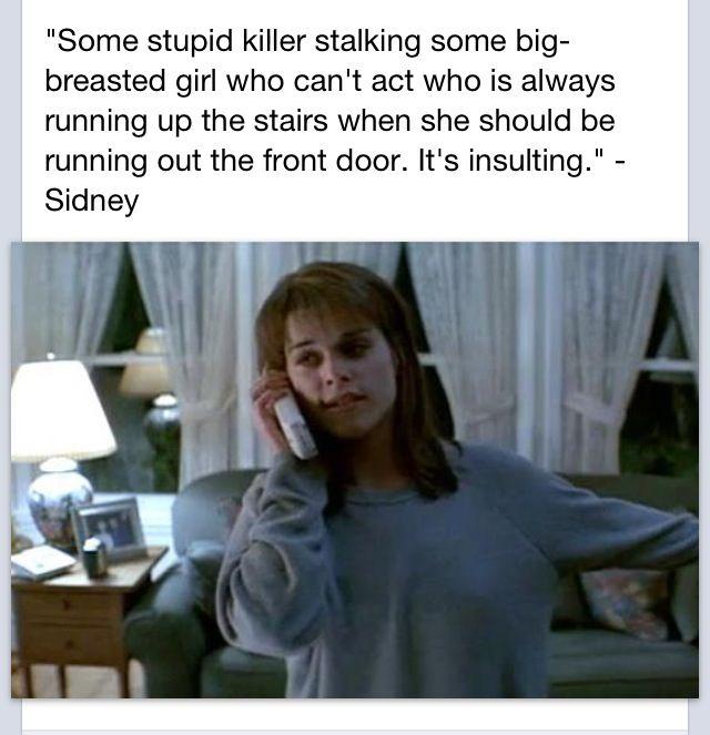 Horror Movie Quotes: The Best Quote In 'Scream