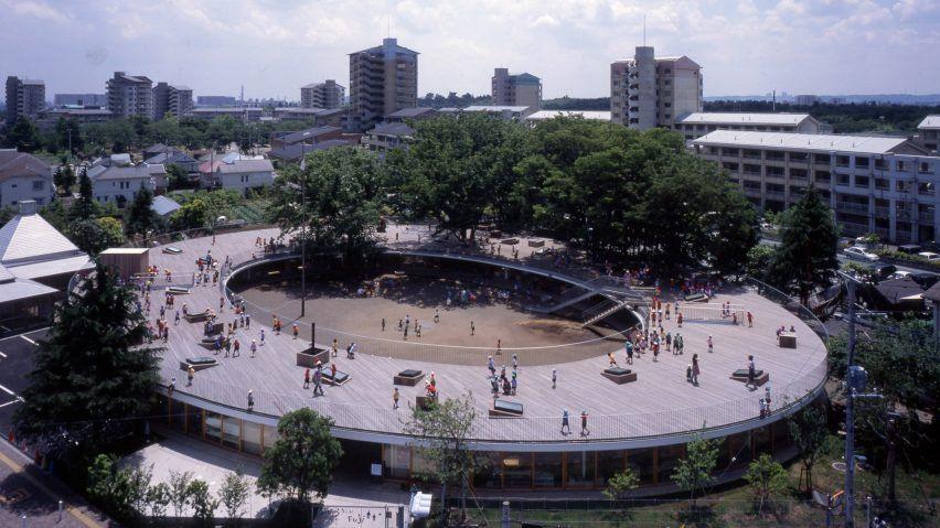 Kinder Garden: Fuji Kindergarten By Tezuka Architects
