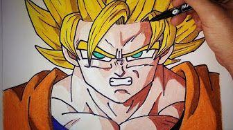 Artemaster Youtube Como Dibujar A Goku Dibujo De Goku Como Dibujar Cosas
