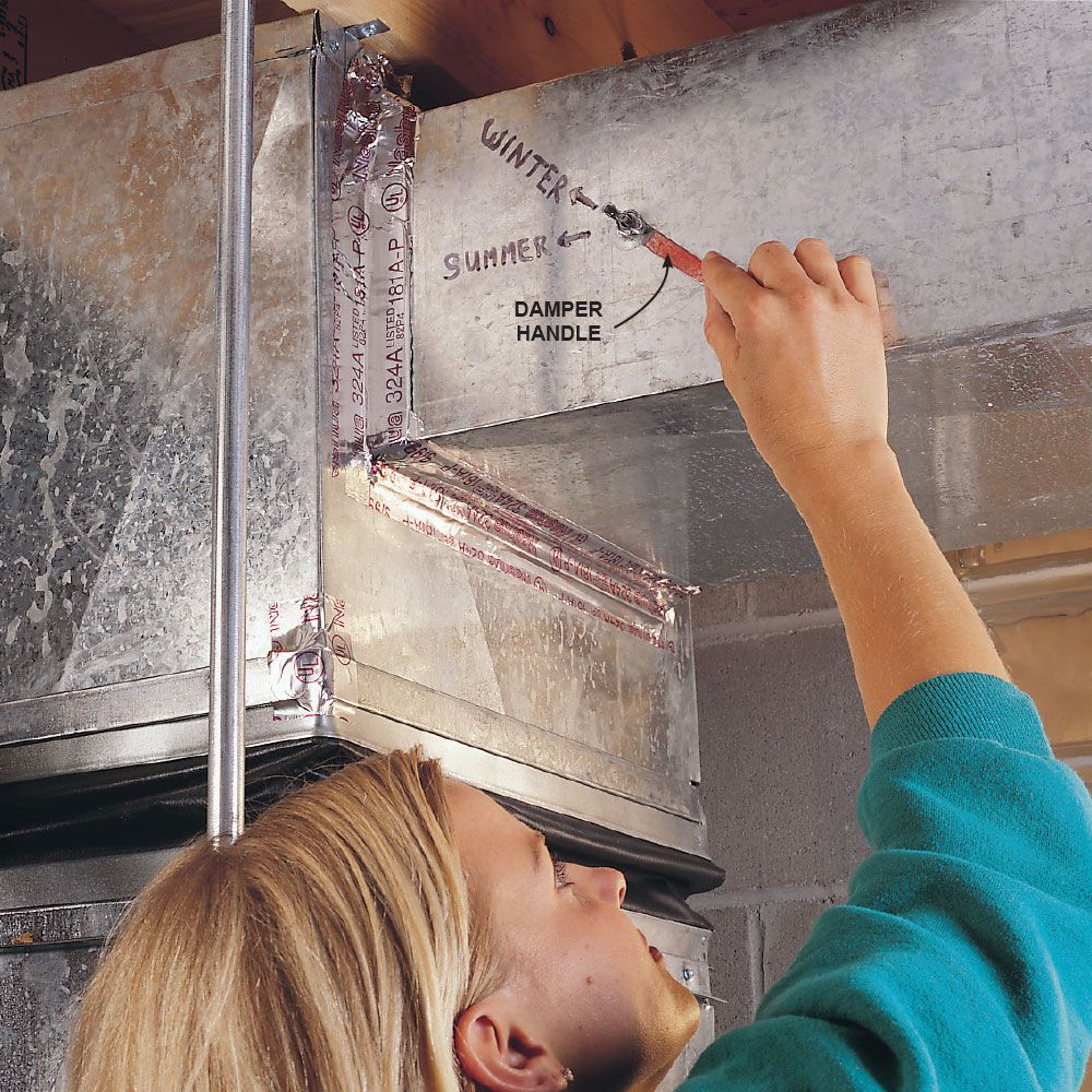 Do Your Own Furnace Maintenance This Winter Home repair