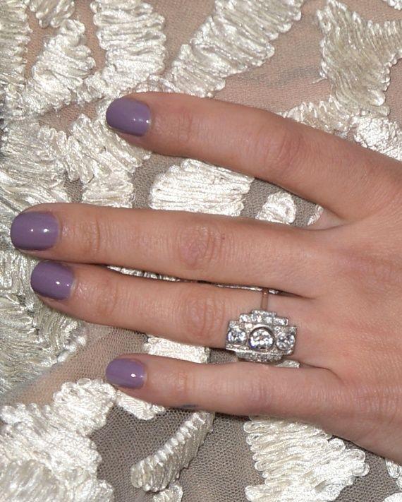 Scarlett Johansson's Engagement Ring
