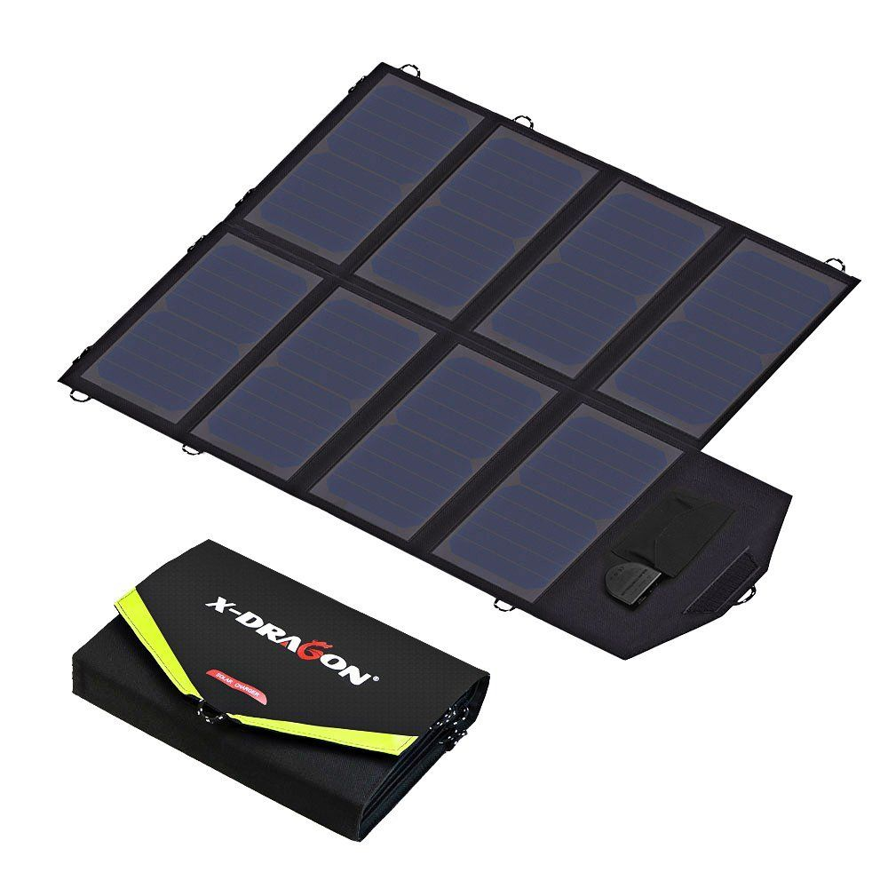 Top 5 Best Portable Solar Power Chargers In 2020 Reviews Solar Power Charger Solar Panel Charger Solar Charger