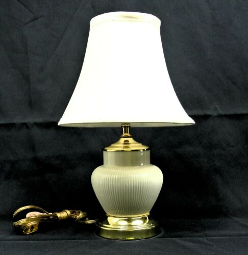 Lenox By Quoizel Porcelain 14 Accent Table Lamp With Shade Ebay Table Lamp Lamp Quoizel