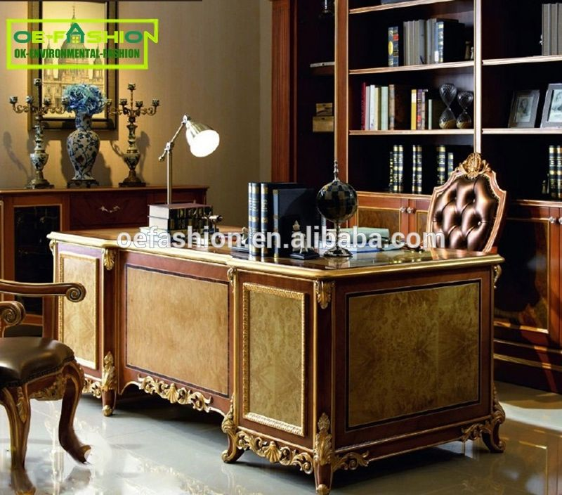 Oe Fashion High Quality Classical Home Office Desk Factory Sell