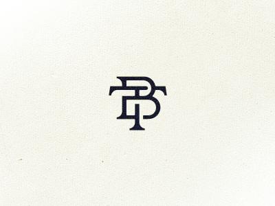 B T Monogram Logo Design Initials Logo Monogram Logo