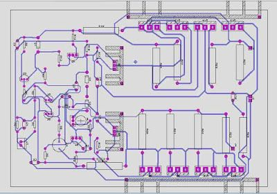 1000w Power Amplifier 2sc5200 2sa1943 Pcb S Layout Design