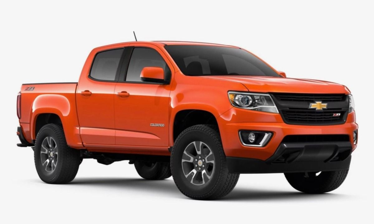 Chevy Colorado Gets Three New Colors Other Updates For 2019 Http