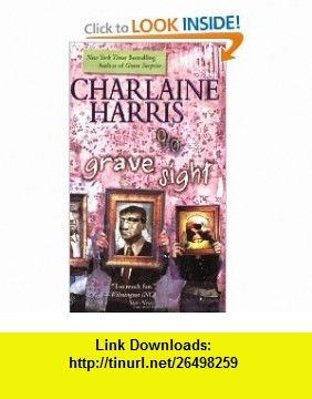 Charlaine harris books harper connelly series