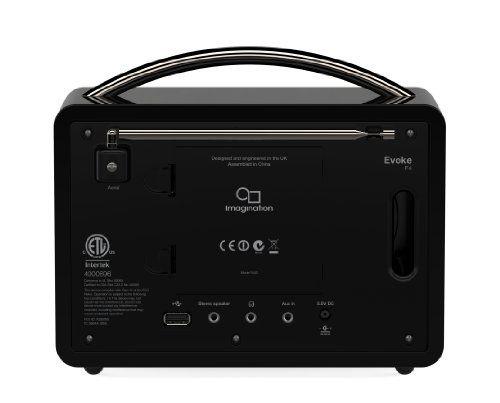 Pure Evoke F4 Bluetooth Portable Internet Radio with DAB ...