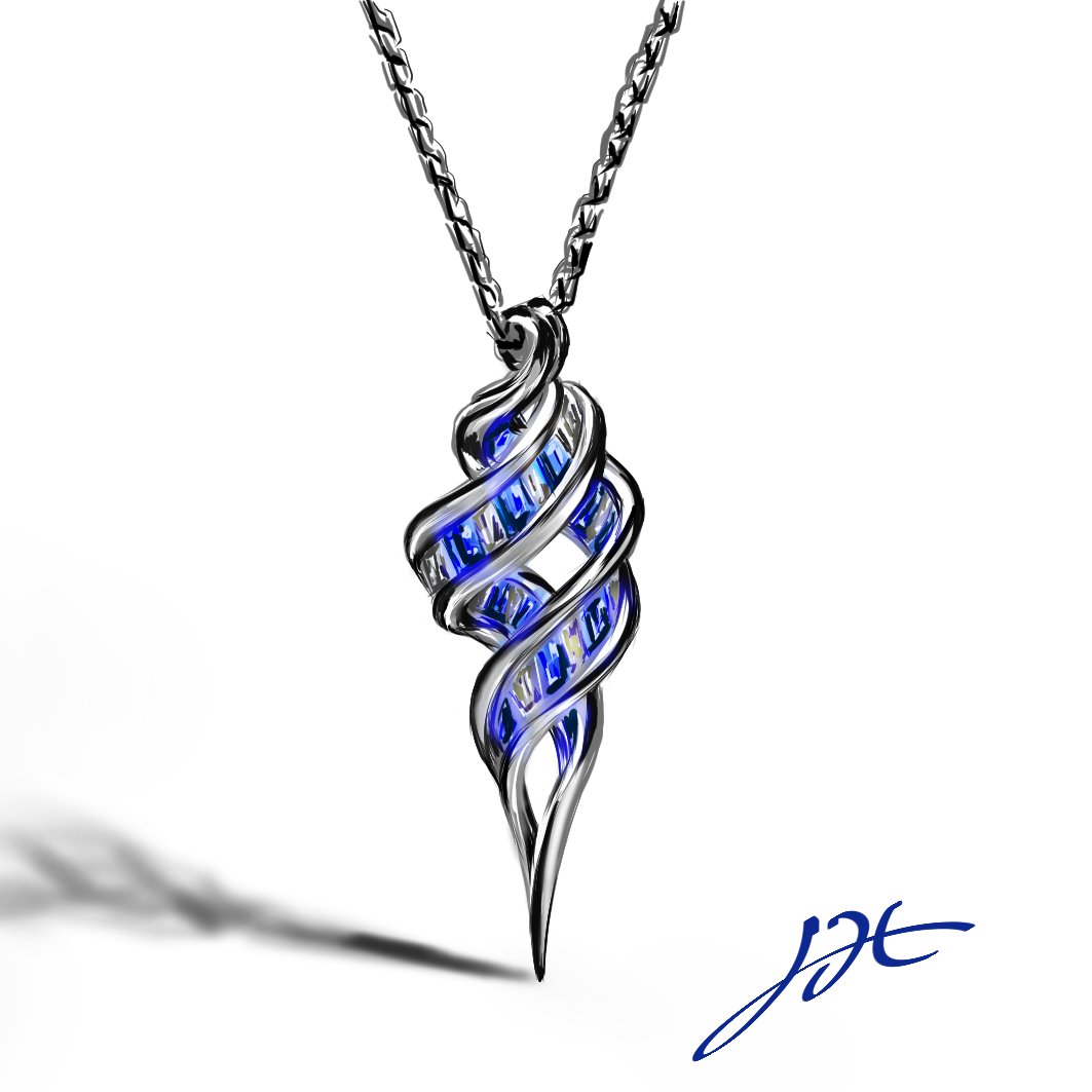 3d Necklace Design Yescar Innovations2019 Org