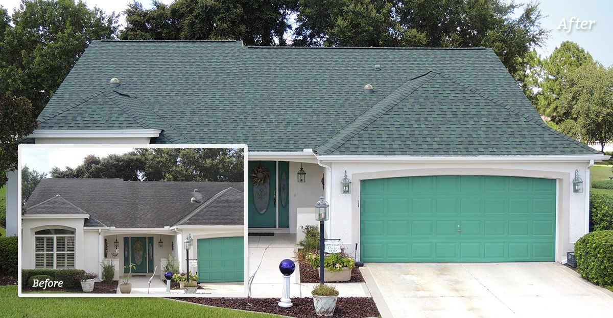 Certainteed Landmark Architectural Shingles Color Hunter Green – Hunter Green Roof Shingles