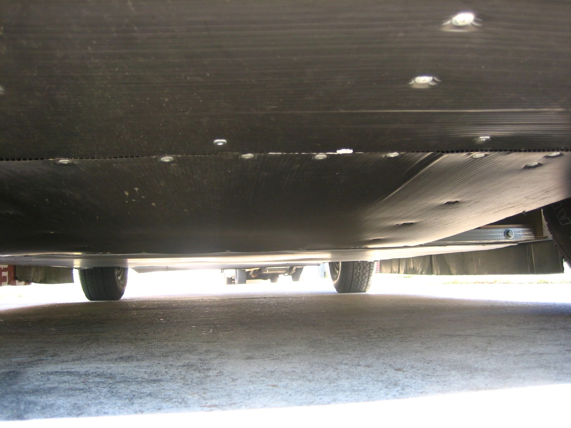 Belly pan for trucks - Fuel Economy, Hypermiling, EcoModding News ...