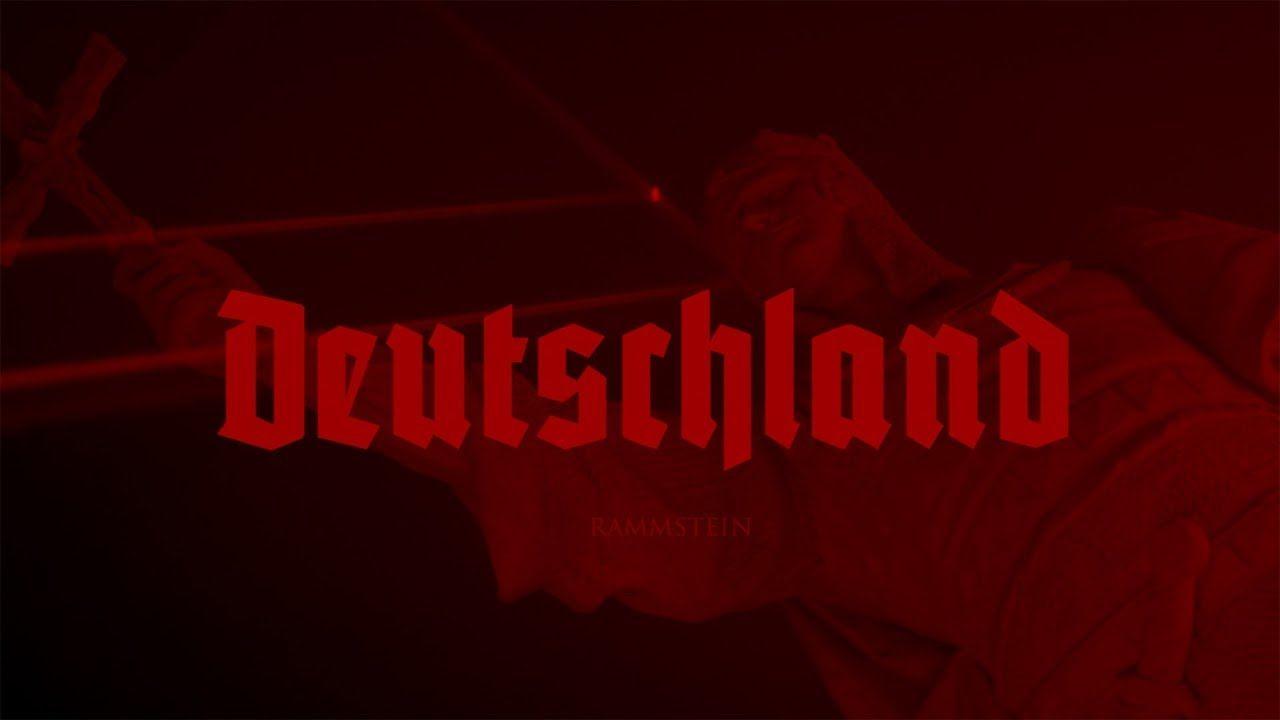 Rammstein Deutschland Official Video Rammstein Musikvideos Album