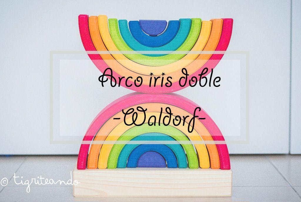 Iris Sorteo}Vida Alupe {con Arco Waldorf DobleDe 1JlKFc