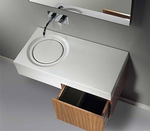 Gut Round Bathroom Sinks, Modern Bathroom Fixtures With Classic Feel |  Pinterest | Moderne Waschbecken, Badezimmer Waschbecken Und Moderne  Badezimmer