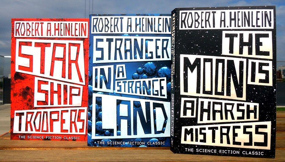 Robert a heinlein a retrospective hodderscape