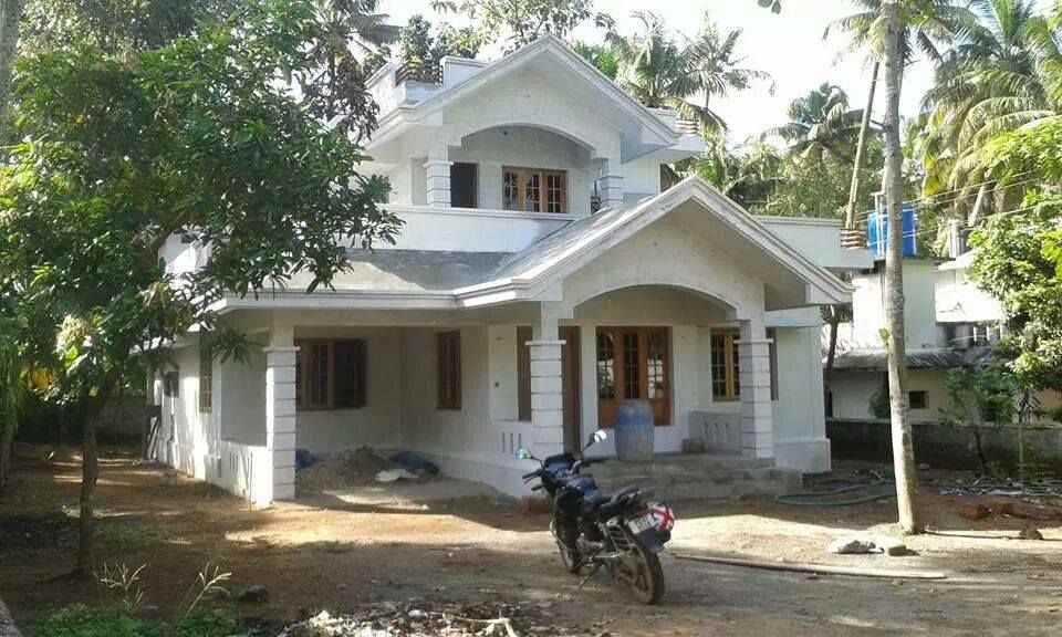Kerala home design kerala home plans free kerala home for Kerala new home pictures