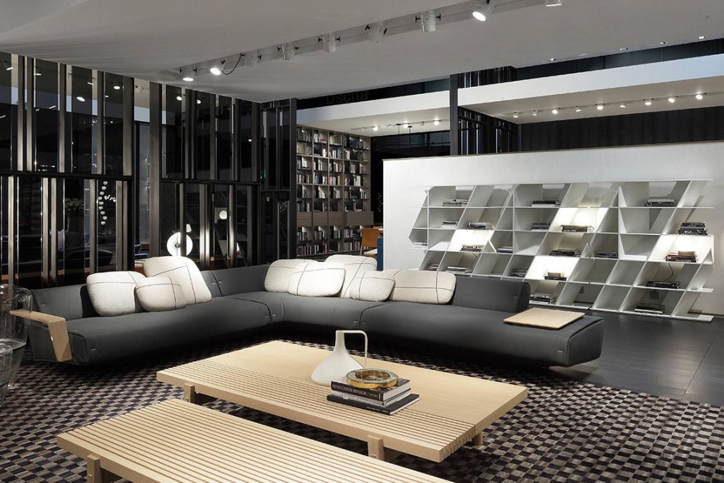Tomassini Mobili ~ Sydney sofa poliform tomassini arredamenti