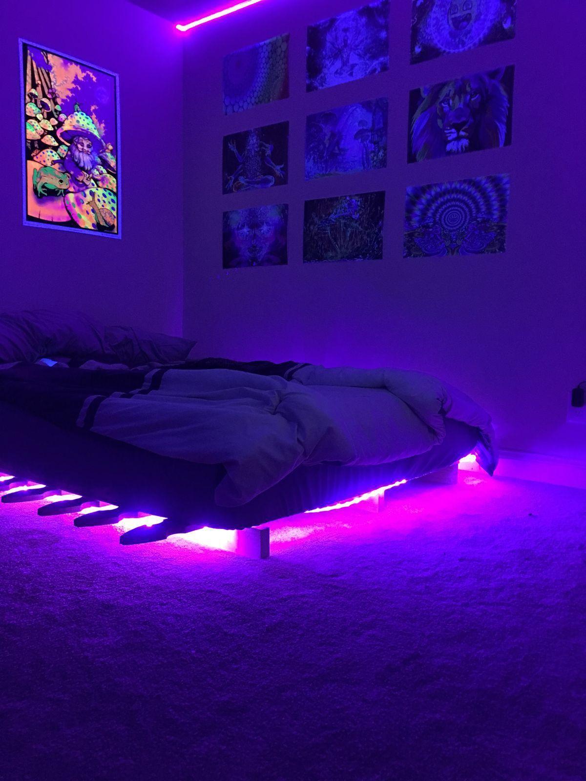 Aesthetic | Genç odası dekoru, Tumblr odası, Havalı odalar on Room Decor Ideas De Cuartos Aesthetic id=95109