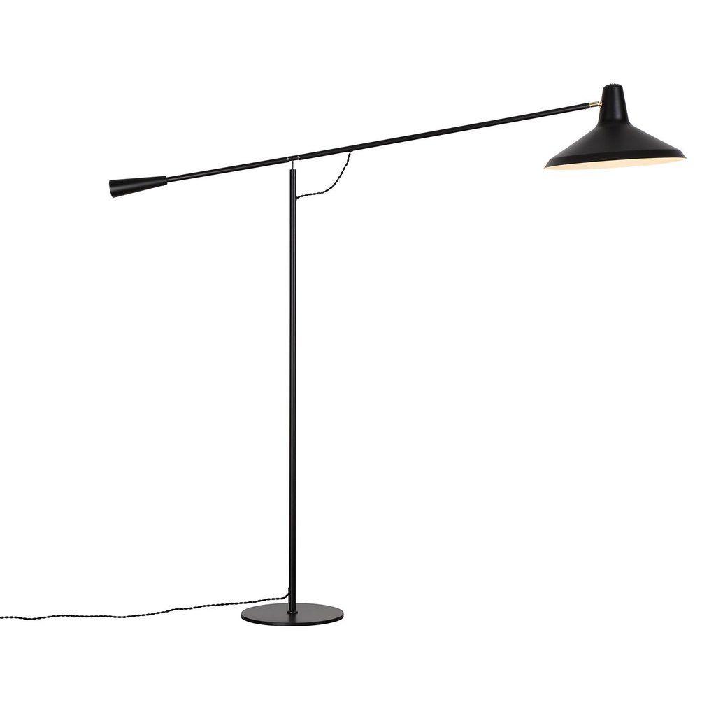 Mid Century Grossman Cantilever G10 Floor Lamp Staff Pick