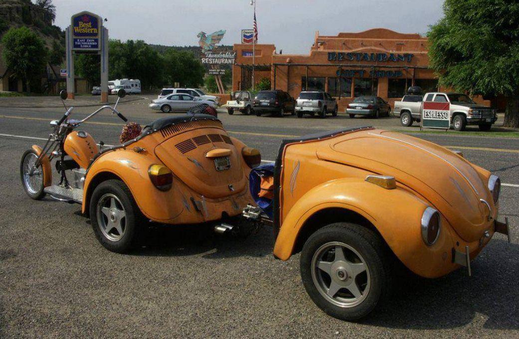 Volkswagen Beetle Trailer
