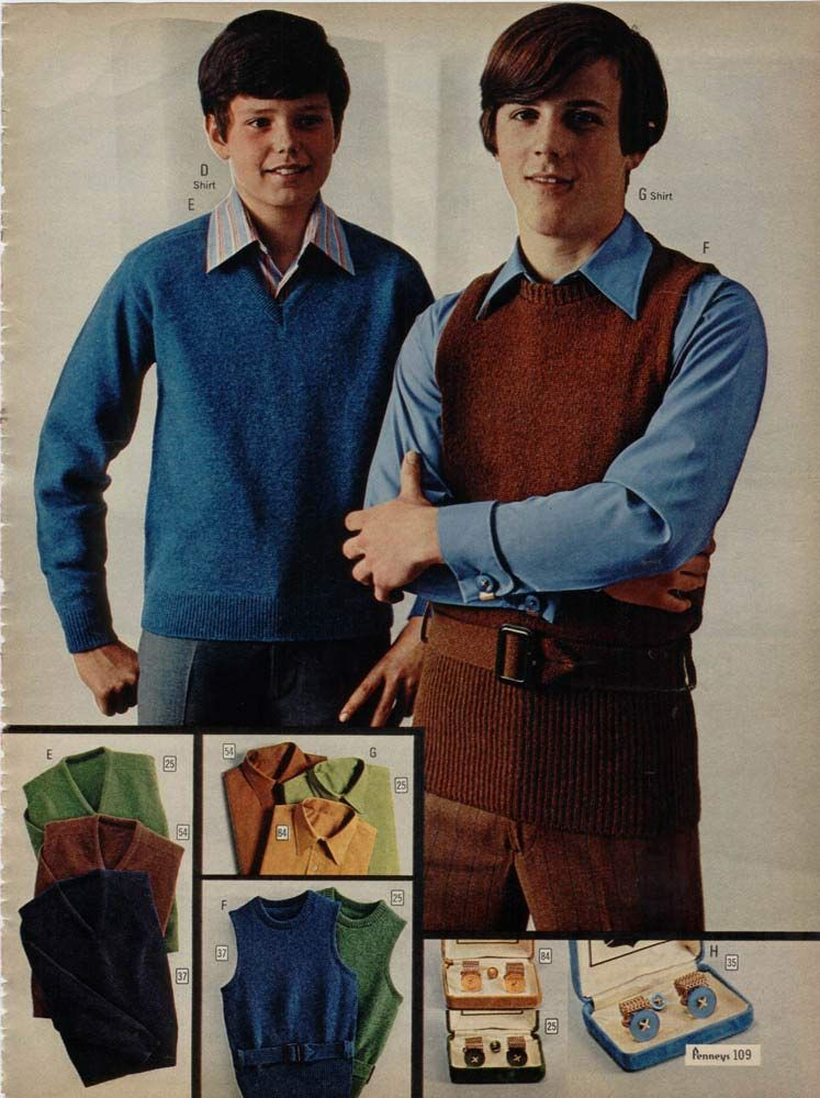 0abd3e7621a 1970s Fashion for Men   Boys