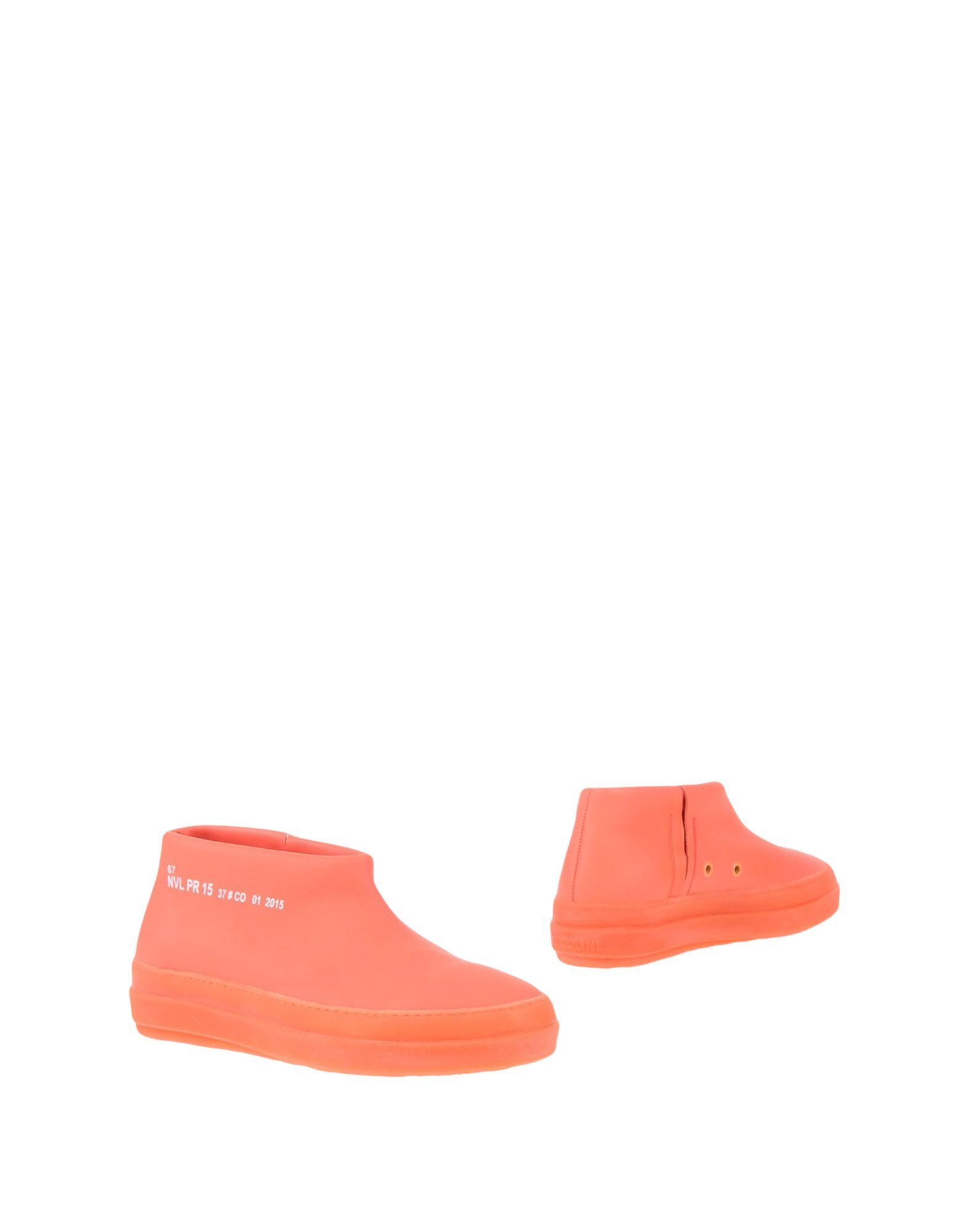 RUCO LINE Ankle boot Coral Women