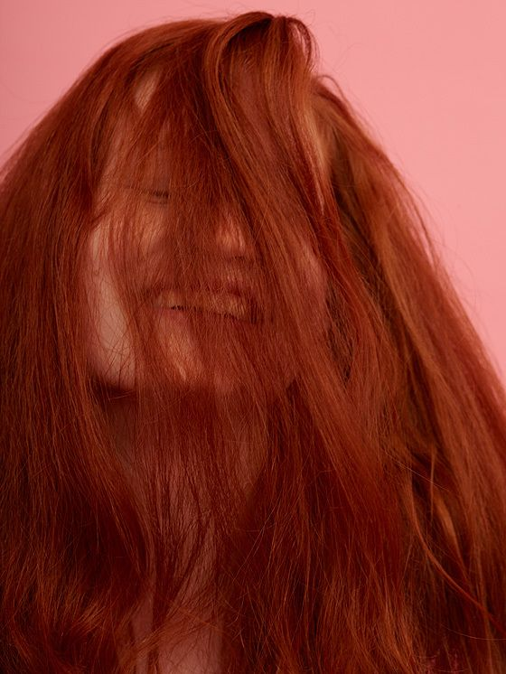 the world's first magazine all about redheads | read | i-D
