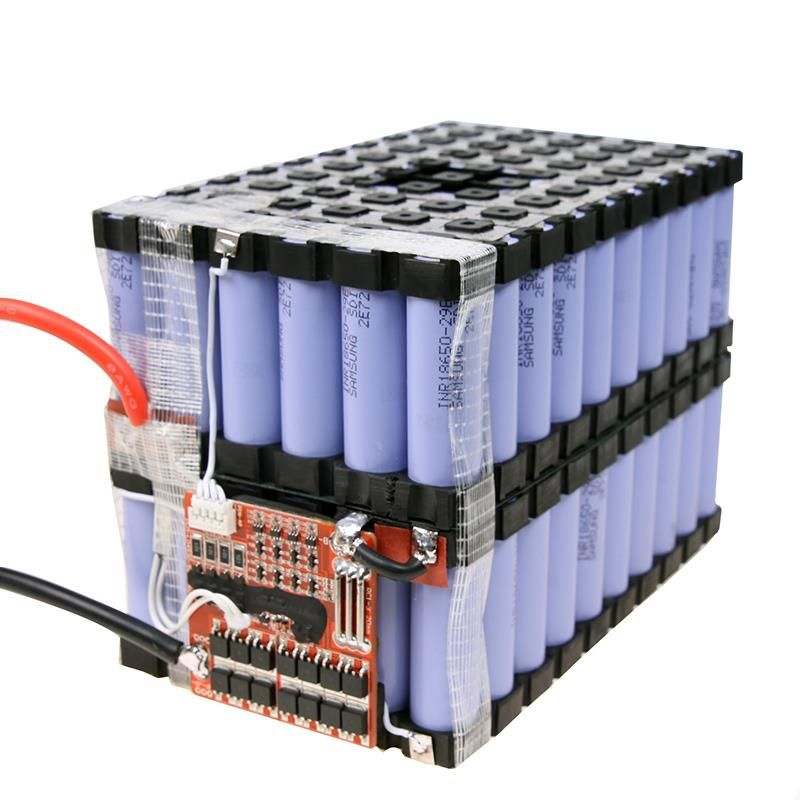 Oem 12v 24v 36v 48v 60v 72v 30ah 50ah 100ah 240ah 18650 Lithium Ion Battery Pack For E Bike Storage System El Lithium Ion Batteries Electric Cars Batteries Diy