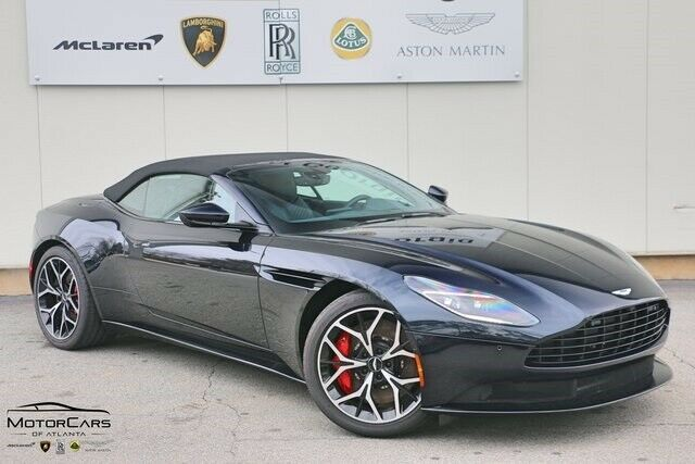 Used 2019 Aston Martin Db11 Volante 2019 Aston Martin Db11 For Sale 2020 Is In Stock And For Sale Mycarboard Com Aston Martin Aston Martin Db11 Aston